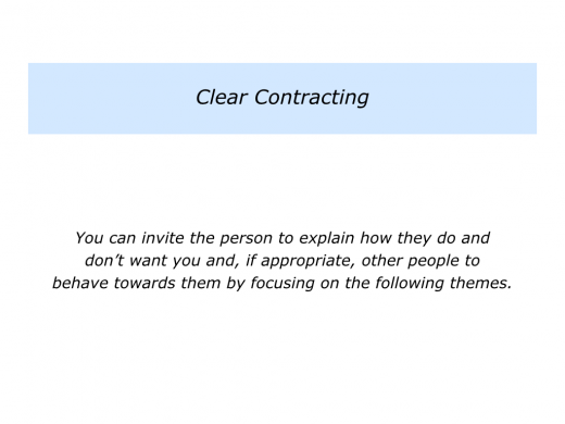 Slides Clear Contracting With People Who You Want To Show Caring Towards.004