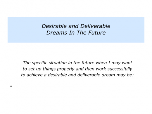 Slides Desirable and Deliverable Dream.005