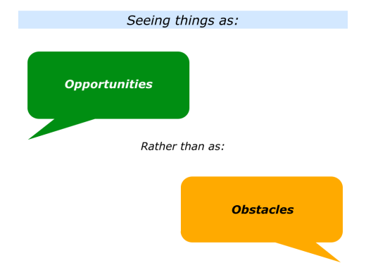 Slides Opportunities rather than Obstacles.001