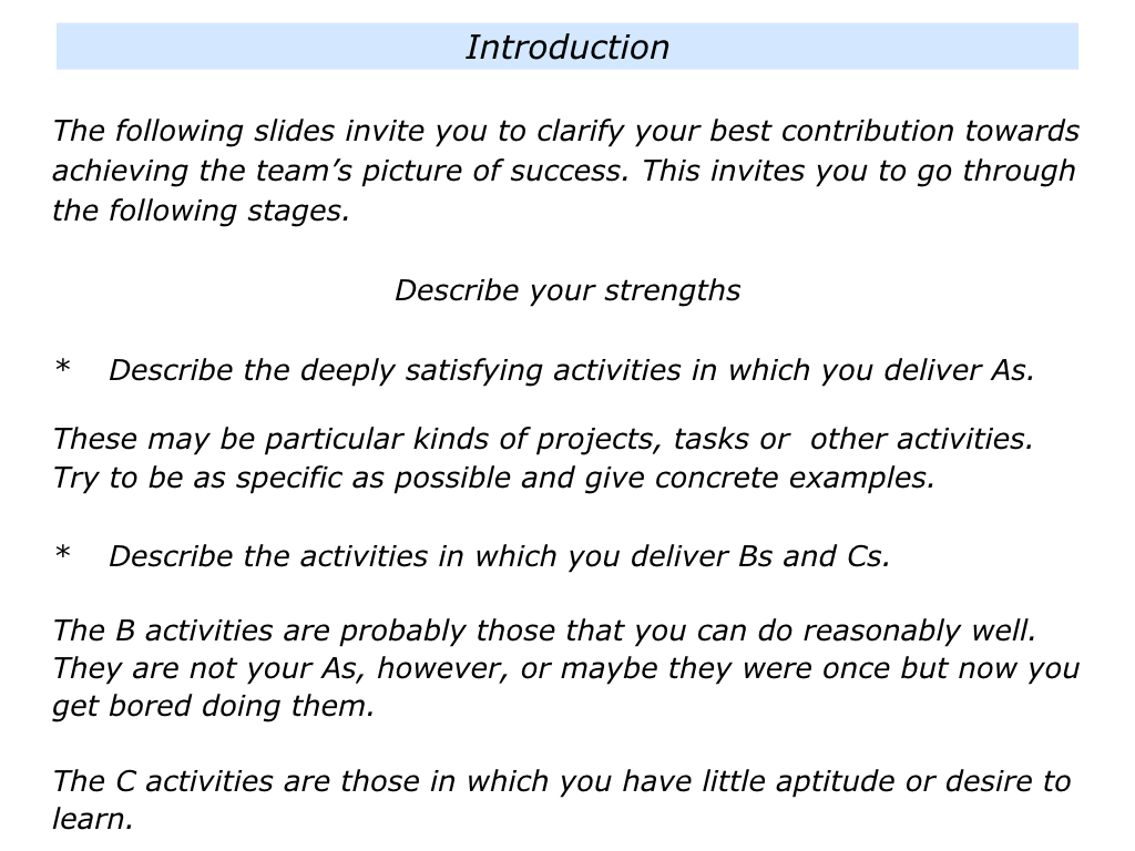 s is for the super teams approach the positive encourager slides super teams approach 029