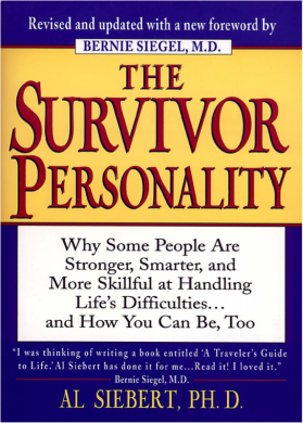 The Survivor Personality Cover